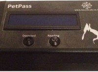 PetPass – Handheld Animal RFID Reader