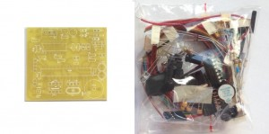 Kit excl lcd